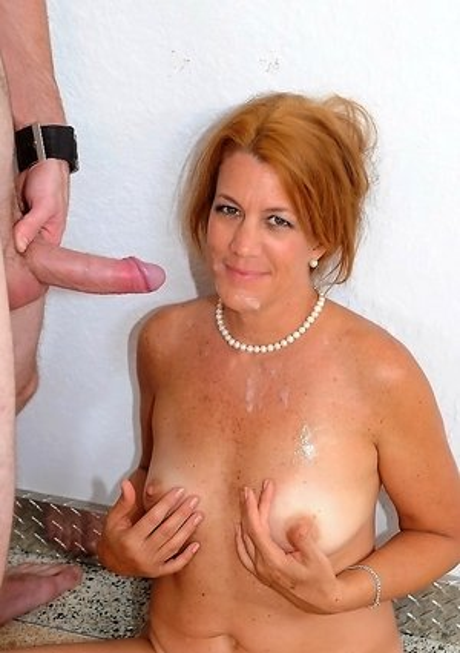 Mature Cumshots Porn