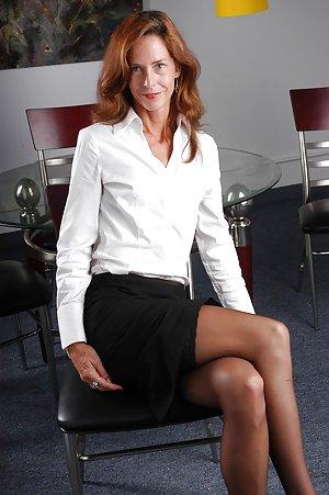 Mature Secretary Porn