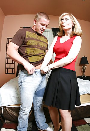 Mature Handjob Porn