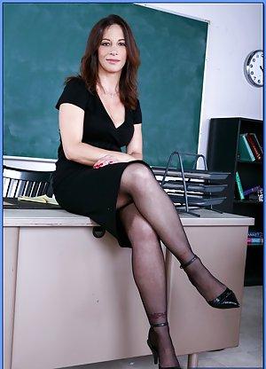 Mature Teacher Porn