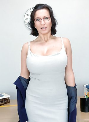 Mature in Glasses Porn