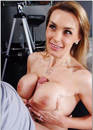 Mature Titjob Porn