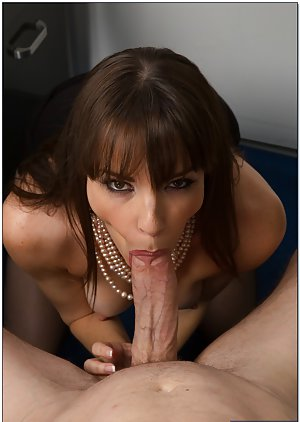 Mature Blowjob Porn