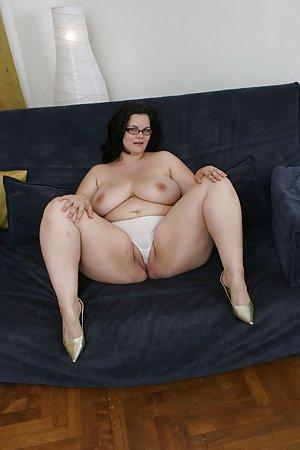 Mature BBW Porn