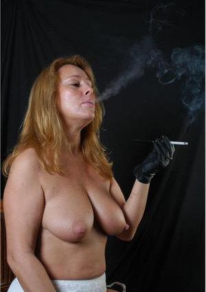 Smoking Porn
